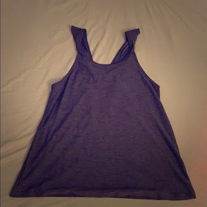 Yoga or workout tank top